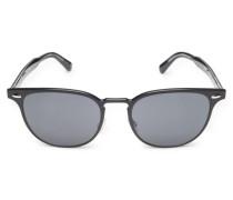 Sonnenbrille 'Sheldrake Metal' schwarz/dunkelgrau