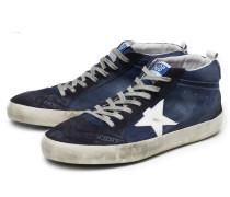 High Top Sneaker 'Mid Star' navy