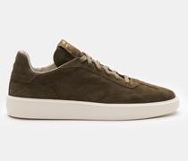 Sneaker 'League' oliv