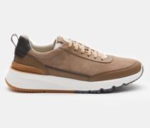 Sneaker hellbraun/braun