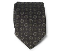 Krawatte schwarz