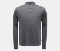 HerrenHenley-Shirt dunkelgrau
