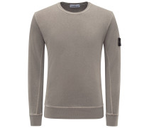 R-Neck Sweatshirt khaki
