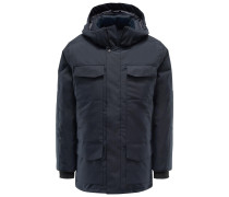 Daunenparka 'Windermere Black Label' dark navy