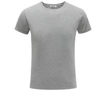 R-Neck T-Shirt grau