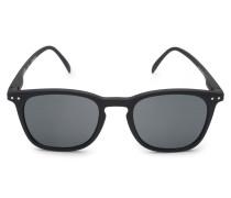 Sonnenbrille '#E Sun' schwarz/grau