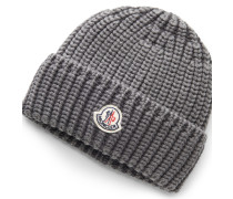 Moncler - Mütze grau