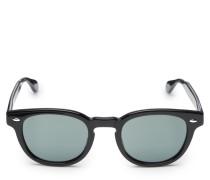 Sonnenbrille 'Sheldrake' schwarz/grau