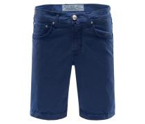 Bermudas 'PW6636 Comfort Slim Fit' dunkelblau