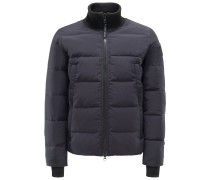 Daunenjacke 'Woolford Fusion Fit' navy