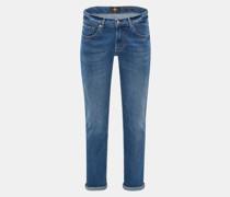 Jeans 'Slimmy' graublau