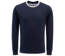 R-Neck Sweatshirt navy