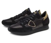 Sneaker 'Tropez' schwarz