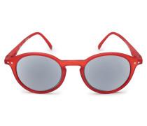 Sonnenbrille '#D Sun' rot/grau