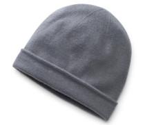 Cashmere Mütze 'Damian' grau
