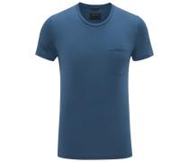 Marc Jacobs - R-Neck T-Shirt blau
