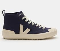HerrenHigh Top Sneaker 'Nova HT Canvas Pierre' navy/creme