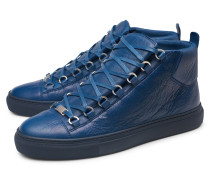 High Top Sneaker 'Arena' blau