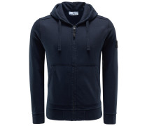Sweatjacke dark navy