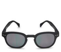 Sonnenbrille '#C Sun' schwarz/grau