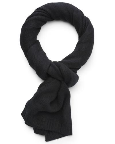 Cashmere Schal schwarz