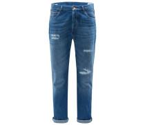 Jeans 'Leisure Fit' blau