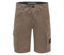 Cargo-Shorts braun