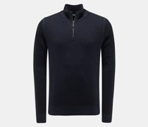 HerrenCashmere Troyer navy