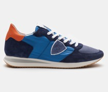 HerrenSneaker 'Trpx Mondial' navy/orange