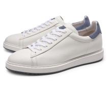 Sneaker offwhite/grau