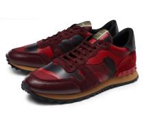 Sneaker bordeaux/rot