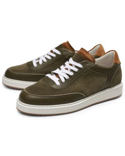 Brunello Cucinelli Herren Sneaker oliv Günstig Kaufen Exklusiv Günstig Kaufen Billig Aus Deutschland Rabatt Beste Preise YuX4i