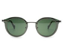 Sonnenbrille grau/grün