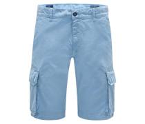 Cargo-Shorts 'Honolulu' rauchblau