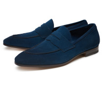 Penny Loafer petrol
