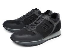 Sneaker 'H321' schwarz/grau