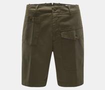 Shorts 'Lorenzo' oliv