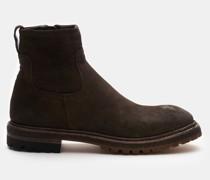 Boot dunkelbraun
