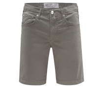 Bermudas 'PW6636 Comfort Slim Fit' grau