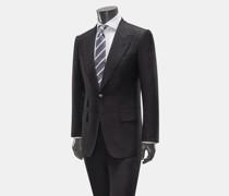 Anzug 'Shelton' schwarz