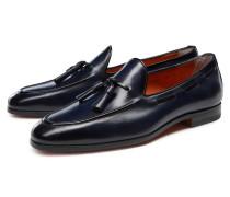 Santoni - Loafer dunkelblau
