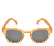 Sonnenbrille '#C Sun' orange/grau