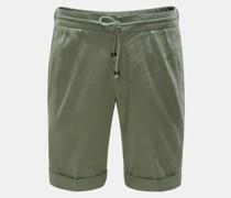 Shorts graugrün