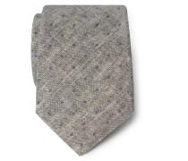 Krawatte grau gemustert