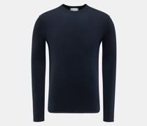 HerrenRundhals-Pullover 'Migel' navy