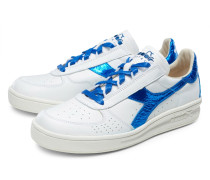 Sneaker 'B. Elite Liquid' weiß/azurblau