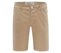 Bermudas 'PW6613 Comfort Slim Fit' khaki