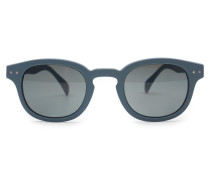Sonnenbrille '#C Sun' grau/grau