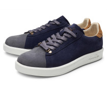 Sneaker 'Game H' navy/grau