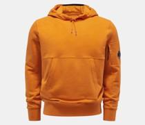 Kapuzenpullover orange